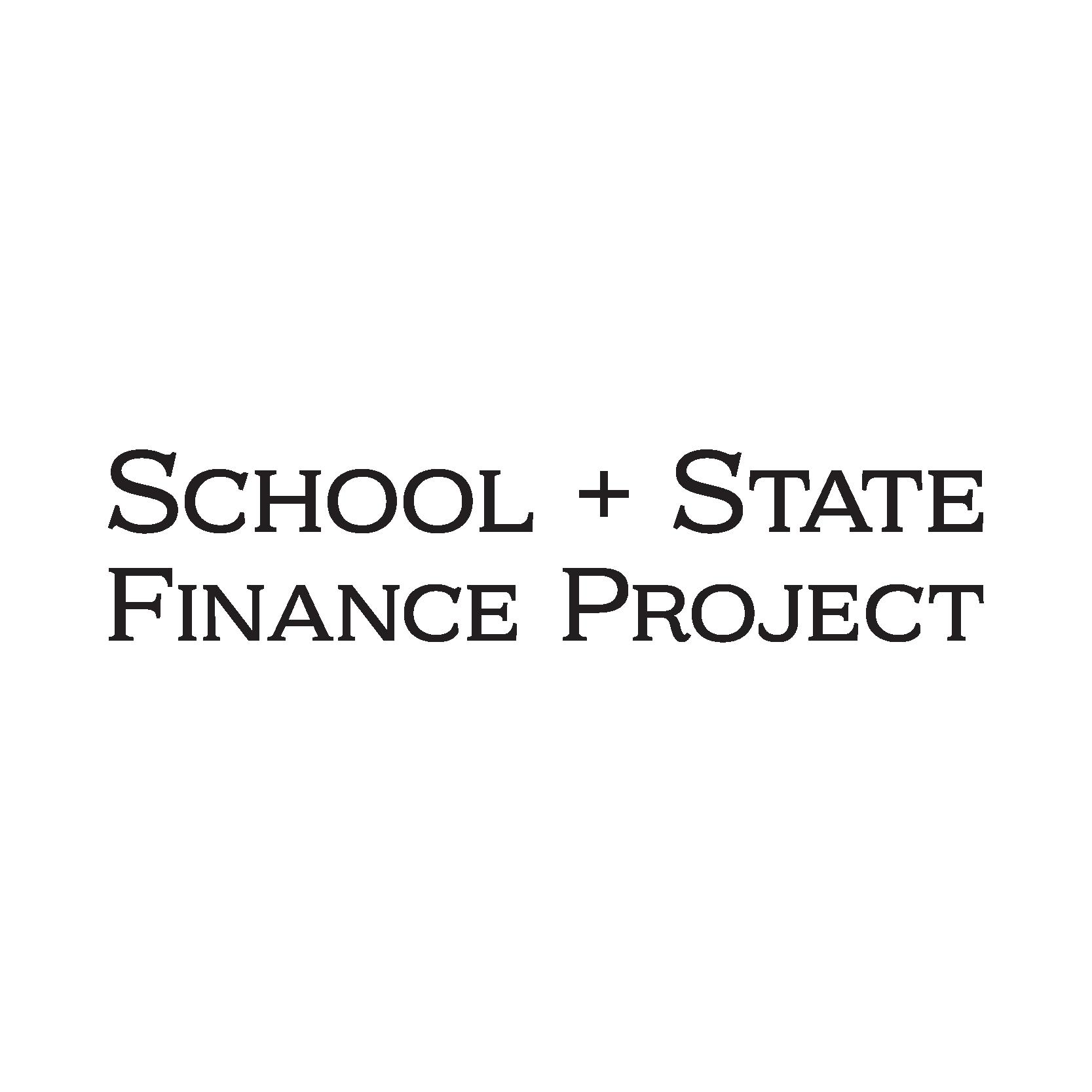 School-State-Finance-Project