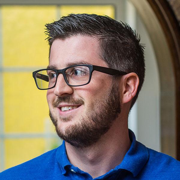 Mat Baxter - Head of Technology