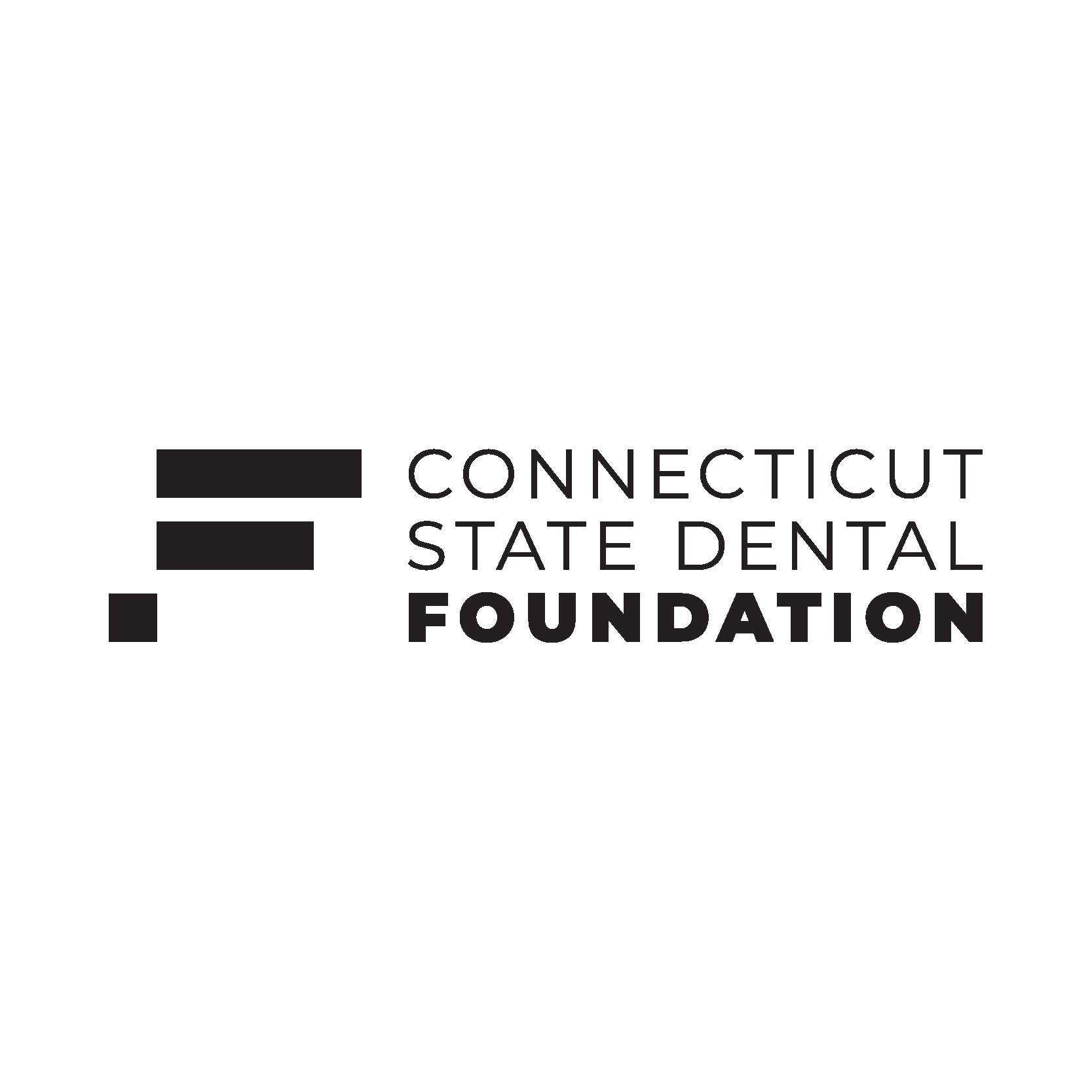 Connecticut State Dental Foundation Client Logo